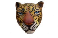 Máscara pintada de Chita del mexicano Foto de archivo
