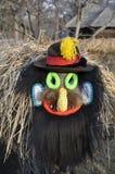 Máscara popular Imagen de archivo libre de regalías