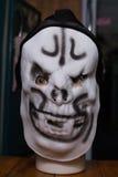 Máscara principal do fantasma do manequim Fotos de Stock Royalty Free