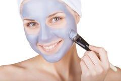 Máscara protectora da lama imagens de stock
