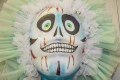 Máscara típica do carnaval fotos de stock royalty free