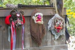 Máscara tradicional Fotos de Stock Royalty Free