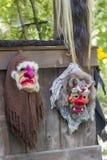 Máscara tradicional Imagens de Stock Royalty Free