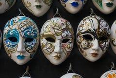 Máscara tradicional de Venecia foto de archivo libre de regalías