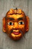Máscara tradicional em hanoi Vietnam fotografia de stock royalty free
