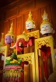 Máscara tradicional tailandesa Fotos de Stock