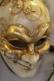 Máscara tradicional veneciana Fotografía de archivo libre de regalías