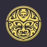 Máscara tribal Imagen de archivo libre de regalías