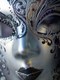 Máscara Venecia del carnaval fotografía de archivo