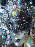 Máscara Venecia del carnaval foto de archivo