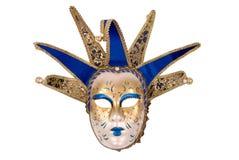 Máscara veneciana. Fotografía de archivo libre de regalías