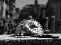 Máscara veneciana imagenes de archivo
