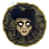Máscara veneciana Fotografía de archivo