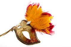 Máscara veneciana, carnaval Imágenes de archivo libres de regalías