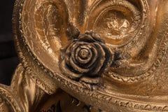 Máscara veneciana de la decoración Imágenes de archivo libres de regalías