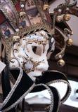 Máscara veneciana hermosa Imagen de archivo libre de regalías