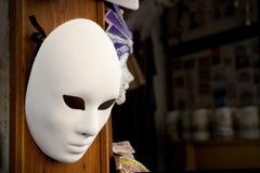 Máscara veneciana tradicional. Fotos de archivo libres de regalías