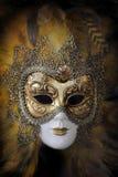 Máscara veneciana tradicional del carnaval. Venecia, Italia Fotografía de archivo libre de regalías