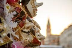 Máscara Venetian Fotografia de Stock