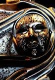 Máscara venetian bonita Fotos de Stock Royalty Free