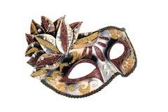 Máscara Venetian do carnaval Foto de Stock