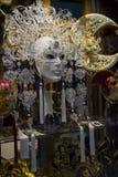 Máscara Venetian do carnaval Imagem de Stock