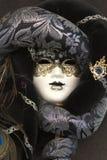 Máscara Venetian do carnaval, Veneza Imagens de Stock