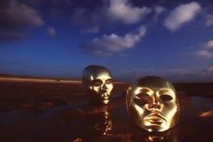 Máscaras Fotografía de archivo libre de regalías
