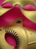 Máscaras 3 del partido imagen de archivo
