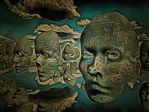 máscaras libre illustration