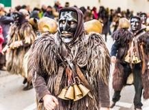 Máscaras abundante Imagens de Stock Royalty Free