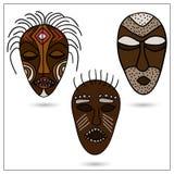 Máscaras africanas libre illustration