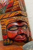 Máscaras da América Central Fotos de Stock Royalty Free