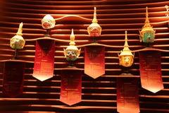 Máscaras de Khon Foto de Stock Royalty Free