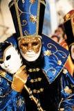 Máscaras de Veneza Imagem de Stock Royalty Free