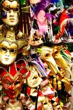 Máscaras de Venitien Imagem de Stock