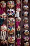 Máscaras decorativas vietnamitas foto de archivo libre de regalías