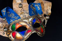 Máscaras do carnaval Fotografia de Stock Royalty Free