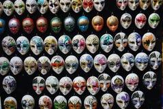 Máscaras en Venecia Imagen de archivo