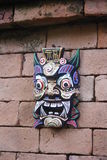 Máscaras protectoras, Fotos de archivo libres de regalías