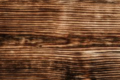 Máscaras Textured do marrom da madeira Foto de Stock