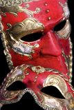 Máscaras venecianas Foto de archivo