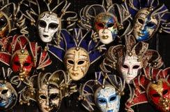 Máscaras Venetian Foto de Stock