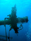 Mástil de la nave Imagenes de archivo