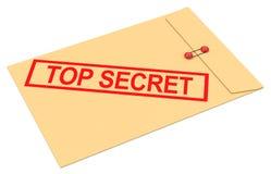 Máximo secreto Fotografía de archivo