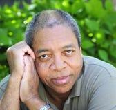 Mâle d'Afro-américain Image libre de droits