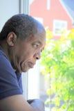 Mâle d'Afro-américain. Images libres de droits