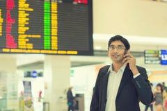 Mâle indien d'affaires Photo stock