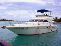 MÂLE, MALDIVES - 30 AOÛT 2003 : Plan rapproché de navigation. Images libres de droits