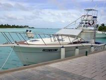MÂLE, MALDIVES - 30 AOÛT 2003 : Plan rapproché de navigation. Photographie stock